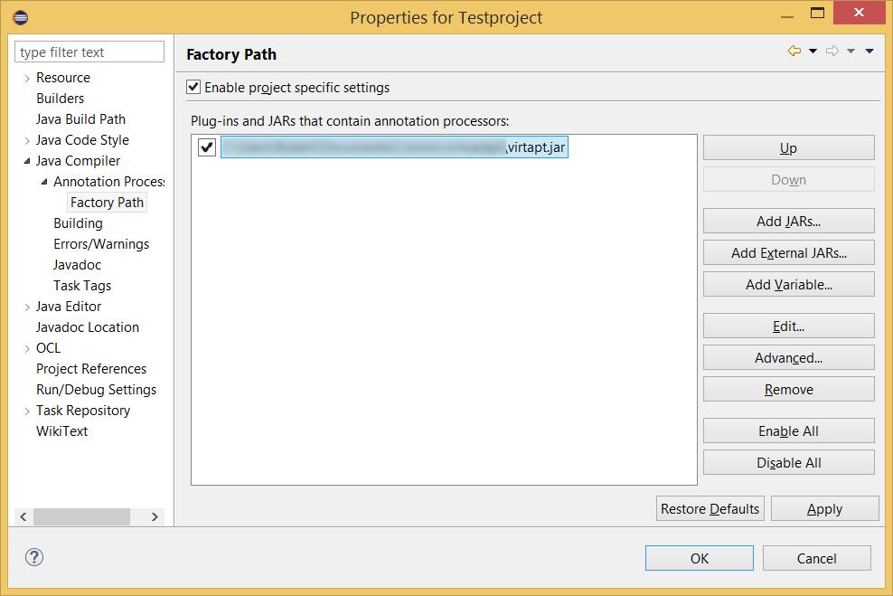 enablefactpath